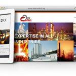 طراحی سایت و پشتیبانی سایت شرکت آسیا کنترل