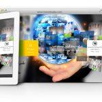 طراحی سایت و پشتیبانی سایت شرکت پیام آوران توسعه صبا